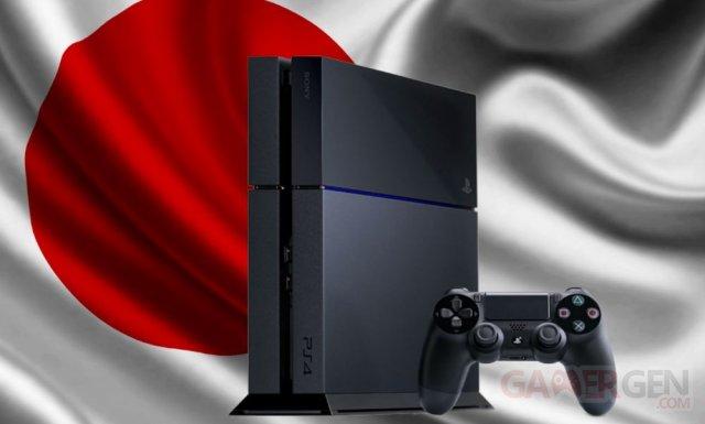PS4 PlayStation Japon vignette 20.01.2014