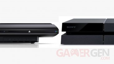 ps4 ps3 playstation 4 playstation 3 side by side left right gamergen
