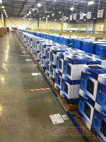 ps4 stock amazon