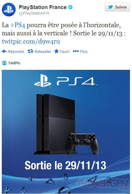 ps4 troll playstation france vertical