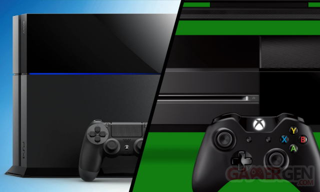 PS4 Vs Xbox One vignette 31.08.2013.