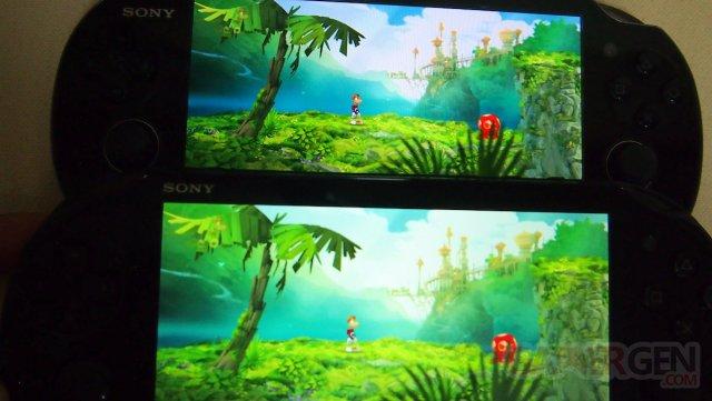 PSVita comparaison écrans LCD  OLED 10.10.2013 (1)