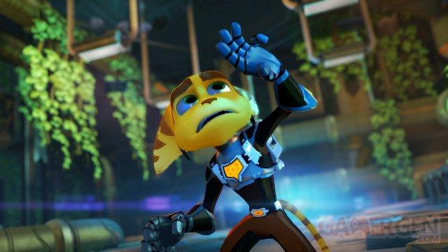 Ratchet Clank Into the Nexus 10