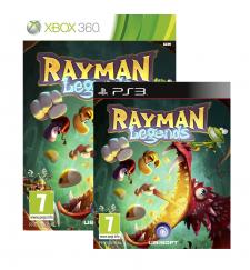 Rayman Legends jaquettes 30.08.2013.