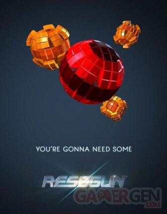 RESOGUN DLC teaser