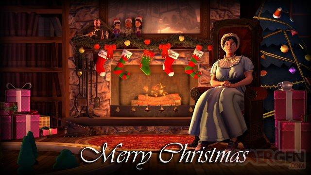 Saints Row IV DLC Christmas images screenshots 23