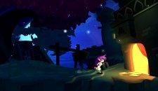 Shantae Half Genie Hero captures et illustrations - Wayforward 11