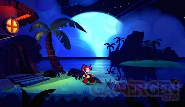 Shantae Half Genie Hero captures et illustrations - Wayforward 1