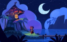 Shantae Half Genie Hero captures et illustrations - Wayforward 20
