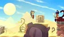 Shantae Half Genie Hero captures et illustrations - Wayforward 6