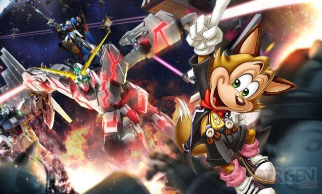 Shin Dynasty Warriors Gundam famitsu 11.12.2013.