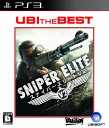 Sniper Elite The Bst jaquette ps3