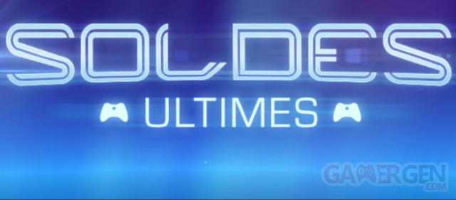 soldes ultimes Xbox Live