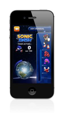 Sonic Dash images screenshots 01