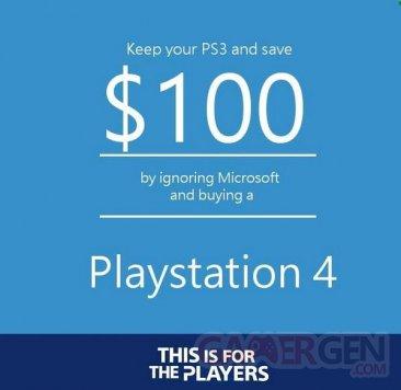 Sony et Microsoft