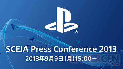 Sony press conference japon 21.08.2013.
