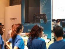 Sortie PS4 sony store paris 0004