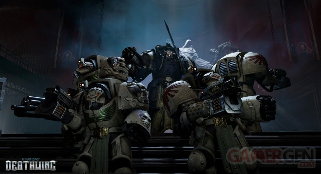 Space Hulk Deathwing images screenshots 1