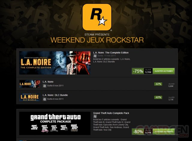 Steam Rockstar Big