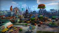 Sunset Overdrive E3 2014 captures montagnes russes 2