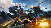 Sunset Overdrive E3 2014 captures montagnes russes 6