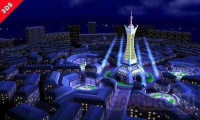 Super Smash Bros. niveau Poke?mon X et Y