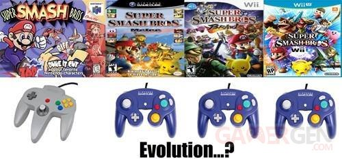 Super Smash Bros troll