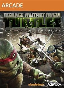 Teenage Mutant Ninja Turtles Depuis Les Ombres jaquette