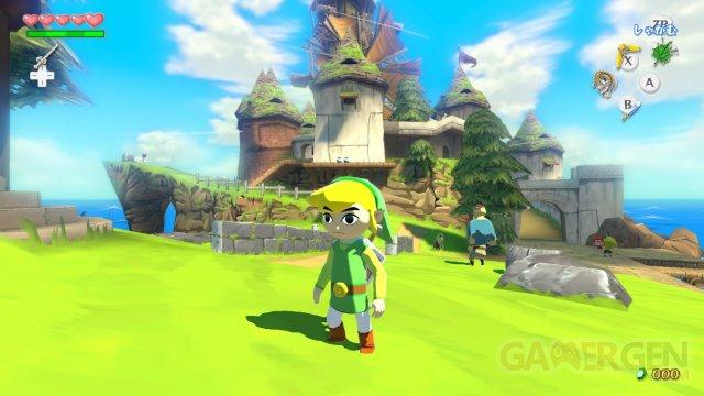The Legend of Zelda Wind Waker images screenshots 09