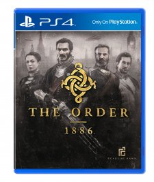 The Order 1886 cover jaquette 001