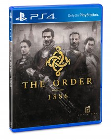 The Order 1886 cover jaquette 002