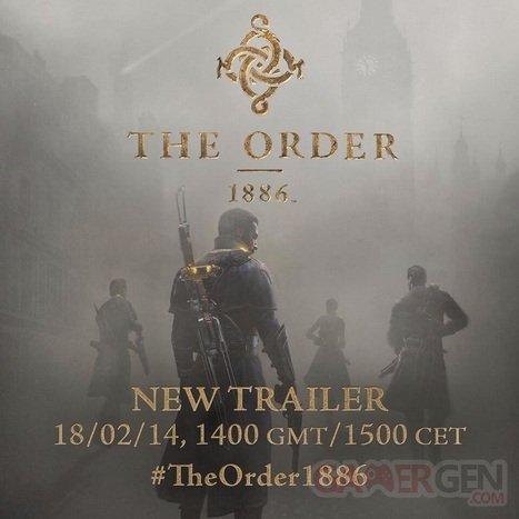 the order 1886 nouveau trailer