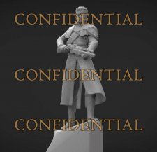 the order 1886 statues statuettes collector