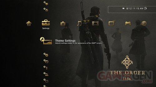 the order 1886 theme