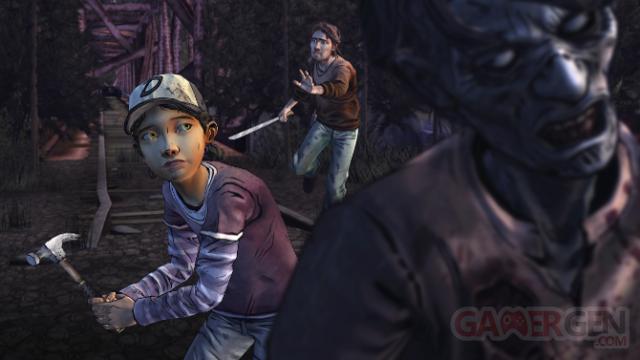 The Walking Dead Saison 2 Episode 2 image screenshot