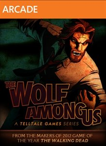 The Wolf Among Us Episode 1 Faith jaquette