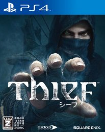Thief ps4 jaquette