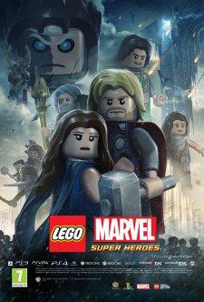 Thor 2 affiche LEGO