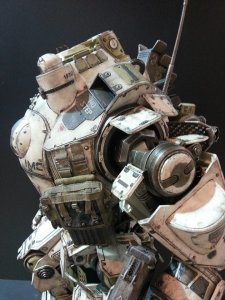 Titanfall figurine Threezero photos 6