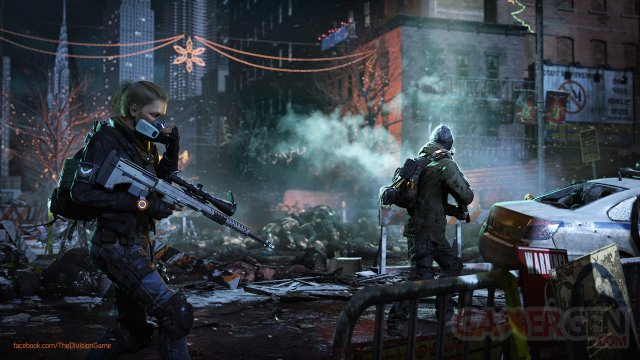 Tom Clancy's The Division 29.04.2014