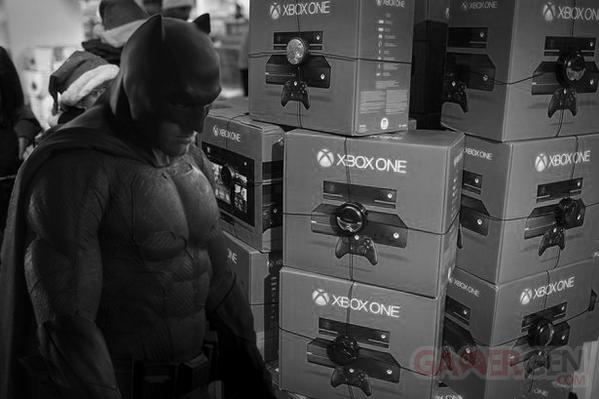 Troll de la semaine Batman Xbox One