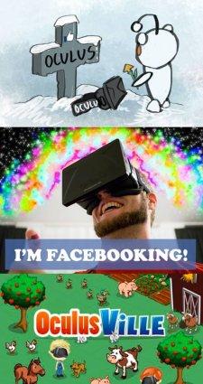 Troll Oculus Rift Facebook 2