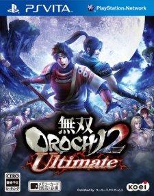 Warriors Orochi 3 Ultimate jaquette psvita 05.08.2013 (1)