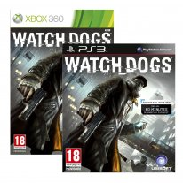 Watch Dogs jaquette ps3 xbox 360
