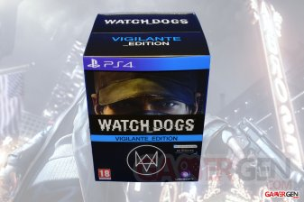 watch_dogs unboxing déballage vigilante edition 0006