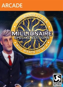 Who Wants To Be A Millionaire jaquette