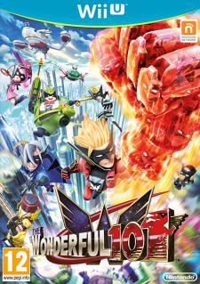 WiiU The Wonderfull 101 fr