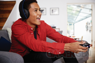 wireless stereo headset 2.0 ps4 casque micro 2
