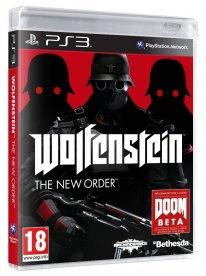 Wolfenstein The New Order jaquette