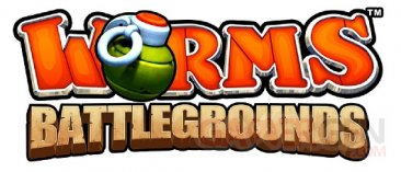 Worms Battlegrounds Logo